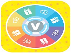 Free Vbucks Spin Wheel in Fortnite