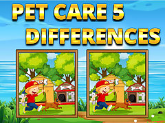 Pet Care 5 Differences