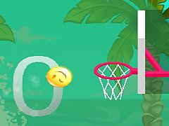 Emoji Dunk Clicker