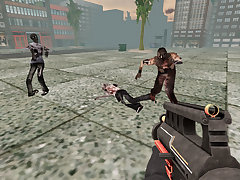 Masked Forces Zombie Survival