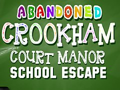 Abandoned Crookham Court Manor School Es