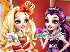 Ever After High Fashion Rivals