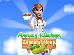 Annas Kitchen Zucchini Soup