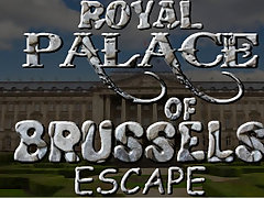 Royal Palace Of Brussles Escape