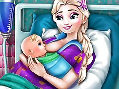 Elsa Mommy Birth