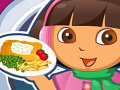 Dora Fish and Chip