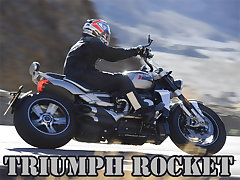 2020 Triumph Rocket Slide