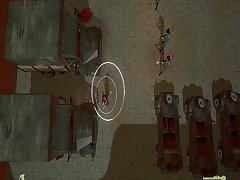 Top Down Shooter Stealth Game